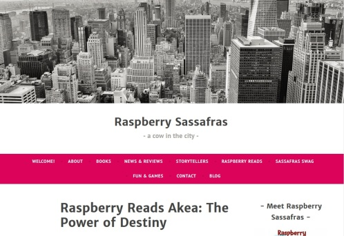Raspberry reads