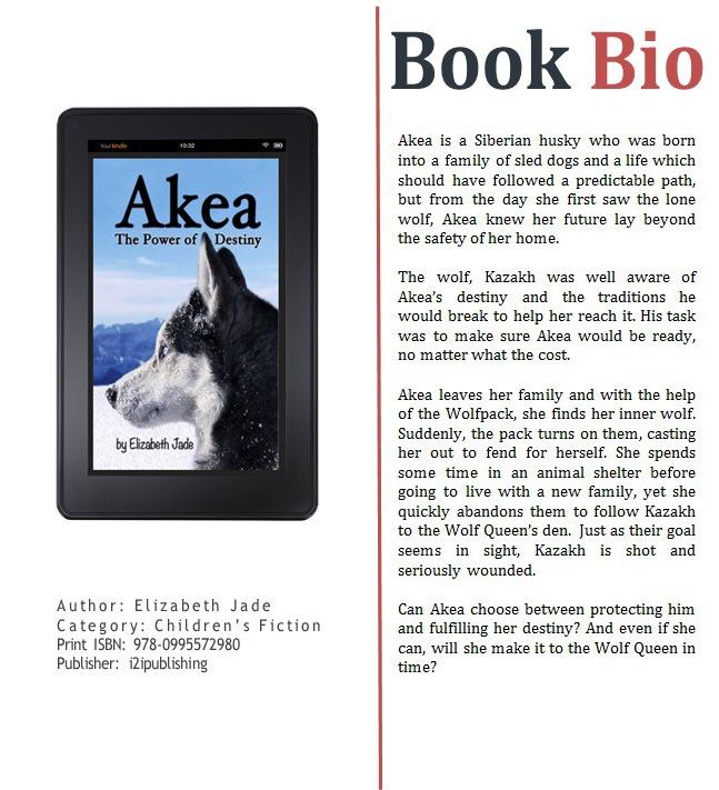 book bio